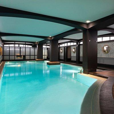 Spa Diane Barrière - piscine