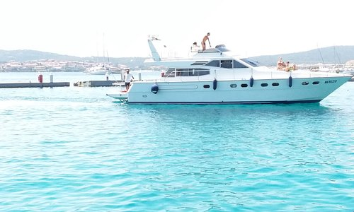 Lady Buzz Boat