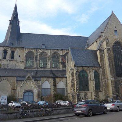 Leuven, Saint Jacob's Church (closed to the public)