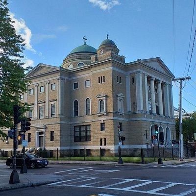 Igreja Ortodoxa Grega, Boston