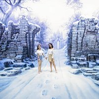 Winter Angkor