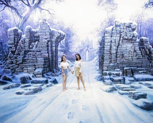 Winter Angkor