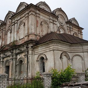 Церковь Николая Чудотворца (Церковь Николы на Сухих Прудах)