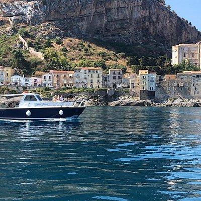Boat Cefalù