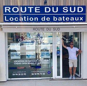Route Du Sud  25 avenue du docteur robin 83400 hyeres