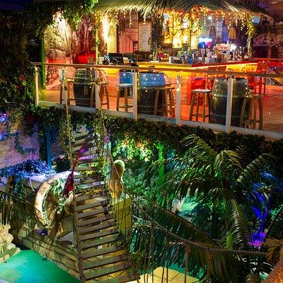 Main Tiki Bar