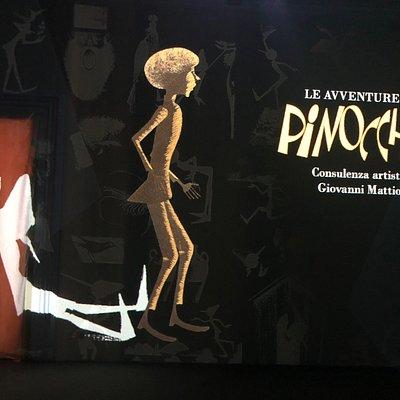 Dantocchio - Atto III - Pinocchio Diventa bambino