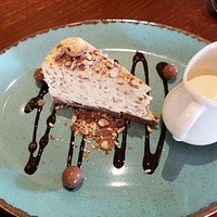 Who can beat a malteser cheesecake