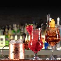 Alcuni dei cocktails