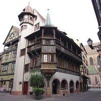 VINUM Maison Pfister Caviste Colmar vins et spiritueux