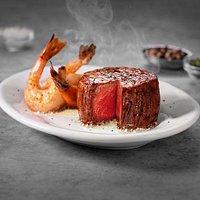 Filet and Shrimp
