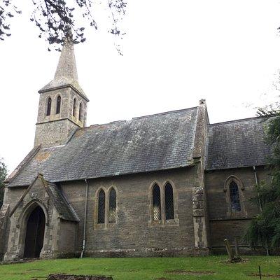 Saint Margarets Church Wispington