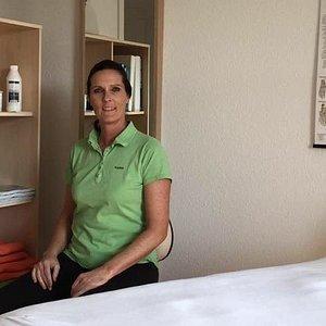 Karina Engelbrecht RAB-registreret massør