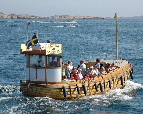 Zitabåtarna going to Smögen