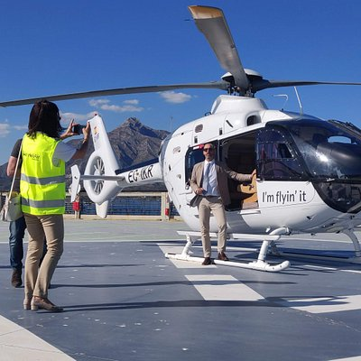 We offer VIP charter, medical transports, HEMS, aerial filming and photography, handling private helicopters, and managing large helicopter projects and events.