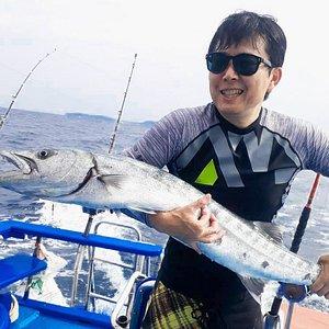 Barracuda at Racha Yai.