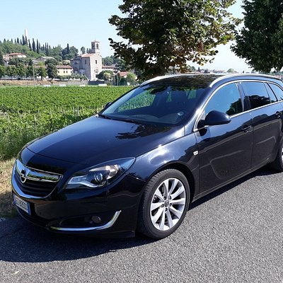 The next car 15th july Opel Insignia