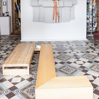 """Œuvres de Aurélien Imbert et Aurélien Maillard - Exposition """"Sophistiqués"""""""
