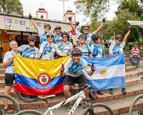 la ruta de la bicicleta colombia #biketourcolombia