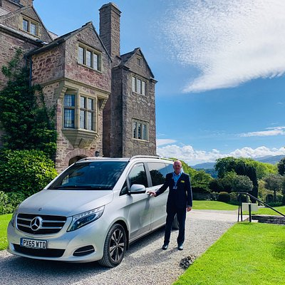 Luxury travel in licensed V-class Mercedes with a qualified local Driver / Guide