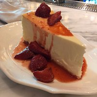 I love cheesecake and this NY cheesecake did not disappoint!