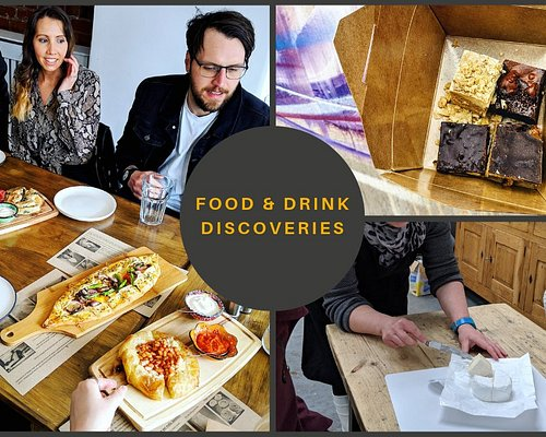 Food & drink discoveries in the historic district of Sheffield