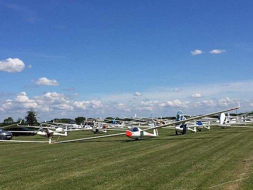 Bidford gliding and flying club