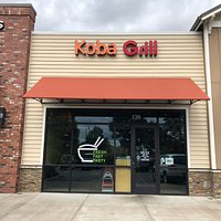 Koba Grill Sherwood location.
