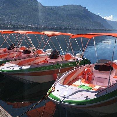 Our Fleet of Tullio Abbate Sunshine 500