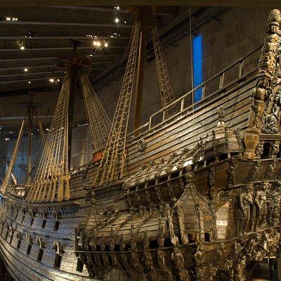 Photo: Anneli Karlsson, the Vasa Museum/SMTM.