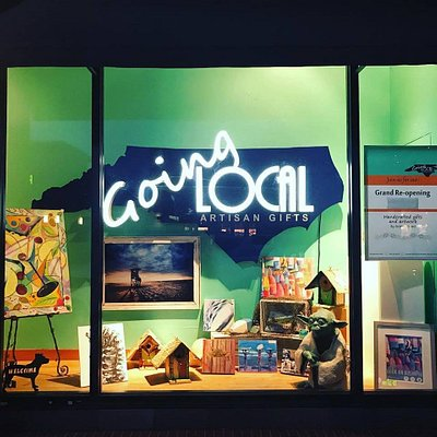 All local arts and artisan goods