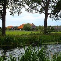 Hoeve Willem III ligt prachtig vrij in het Peelgebied (Deurnesche Peel)