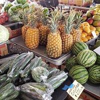 Hilo Farmers Market - Hilho, Big Island, USA