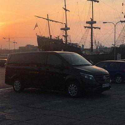 sunset Gdynia