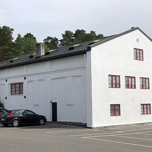Kanskje den beste butikken for malerkunst på Østlandet