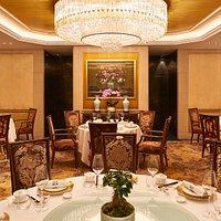 Shang Palace Restaurant Crédit photo : Francis Amiand