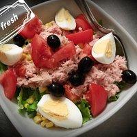 fresche insalate