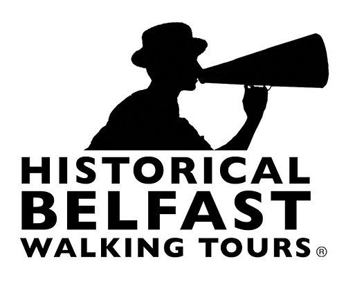 Historical Belfast Walking Tours brand logo