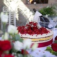 1000 foglie e matrimonio...tutto perfetto