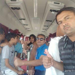 Desert Safari Tour by Get Cab India