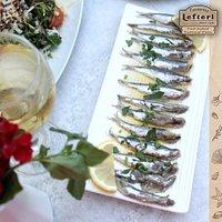 Sardines marinated in thick salt & olive oil 🐟🍋🍷  Sardele e marinuar në kripë të trashë dhe vaj ulliri 🐟🍋🍷  #tavernalefteri #since1998 #porkchop #frenchfries #barbecuesauce #traditionaldishes #himare #himara #fresh #seafood #traditional #dishes #albania #shqiperia #tripadvisoralbania #certificateofexcellence #tripadvisor #freshfish #dhermi #palase #ilias #vuno #jale #qeparo #borsh #pilur #livadh #portopalermo #llaman #gjipe #visitalbania #discoveralbania