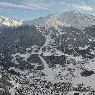La ski area di Bormio