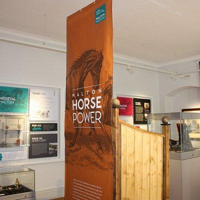 New Exhibition: Malton Horse Power
