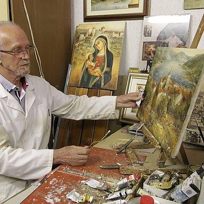 Ivan Pessi at work
