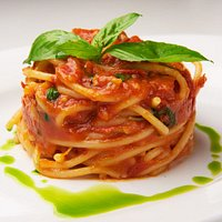 Spaghettoni al Pomodoro