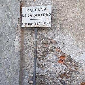 Madonna della Soledad