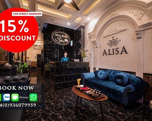 Alisa Bella Spa Hanoi- Best Spa in Hanoi
