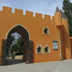 One of the Entrances
