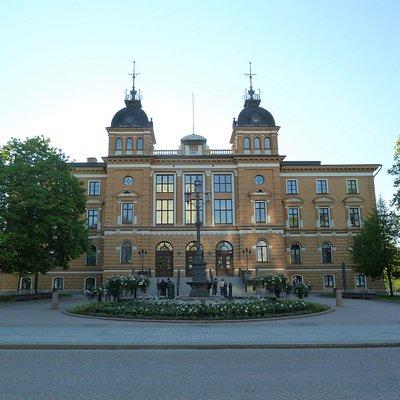 Oulu Cityhall (Uleåborgs Stadshus) i Oulu