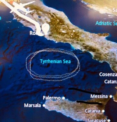 Spending a couple  hours on the gorgeous Tyrrhenian Sea off the little sea side port of Isola delle femmine  will be the highlight of your visit  to Sicily .